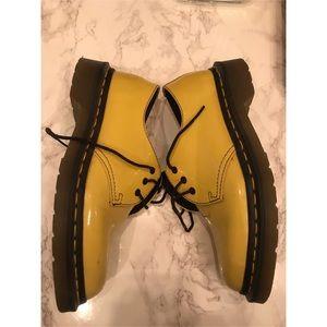Dr. Martens shoe